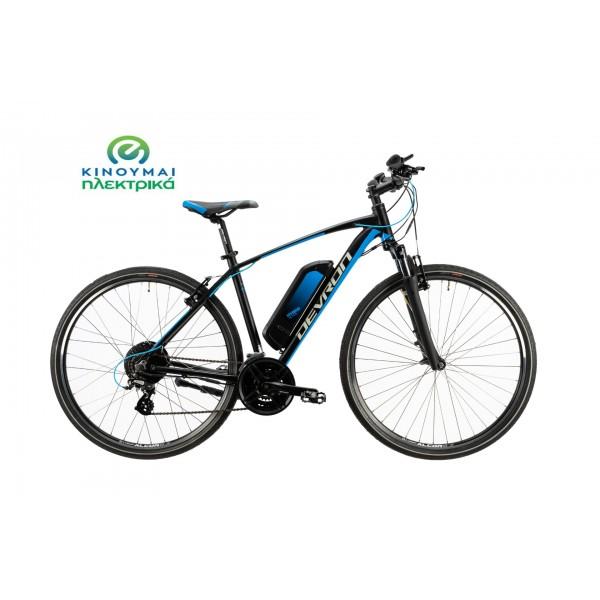 DEVRON 28161 Ηλεκτρικό ποδήλατο Cross Trekking 250W 11Ah Panasonic