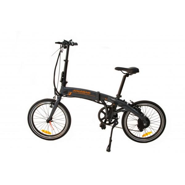 Simply Ηλεκτρικό Ποδήλατο Σπαστό 250/500W