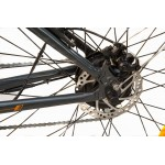 Cargo Ηλεκτρικό Ποδήλατο 250W  36v Μπαταρία 8Ah LG