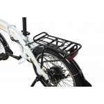 "Smart Ηλεκτρικό Ποδήλατο Σπαστό 20"" 250W  8Ah Samsung 711€ με το κινούμαι ηλεκτρικά"