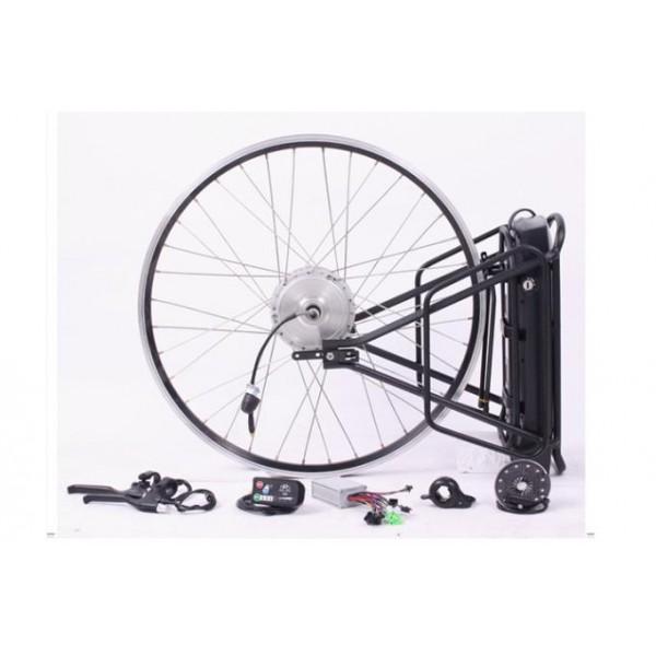 Kit μετατροπής Ηλεκτρικού ποδηλάτου ek-1s 250w 36v 10,4ah Samsung