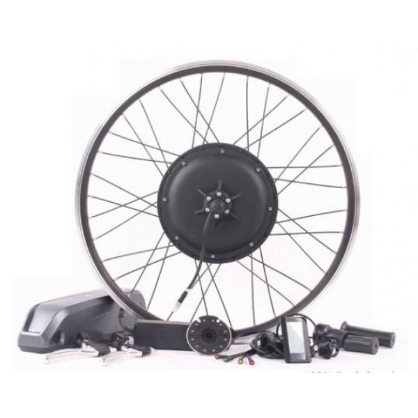 Kit μετατροπής Ηλεκτρικού ποδηλάτου ek-2s 1000w 48v 11,6ah Samsung