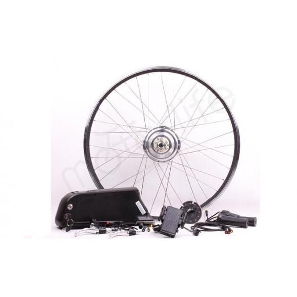 Kit μετατροπής Ηλεκτρικού ποδηλάτου ek-2s 500w 36v 13ah Samsung